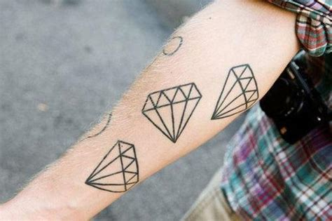 what does a diamond tattoo mean what do tattoos
