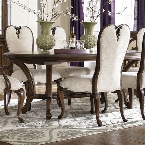 american drew mcclintock renaissance dining table