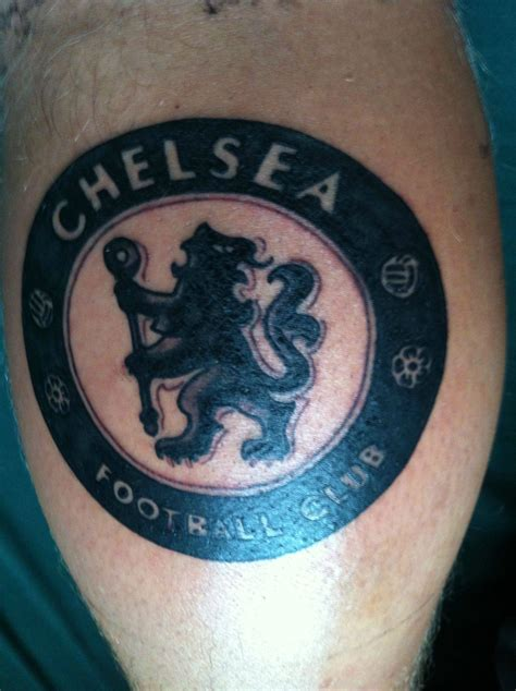 chelsea tattoo chelsea fc chelseafc no1 football info