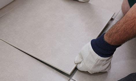 Replacing Floor Tile by How To Replace A Broken Floor Tile Bunnings Warehouse