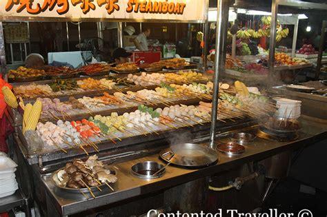 cuisine in kl jalan alor kuala lumpur s food kitchen tastytuesday