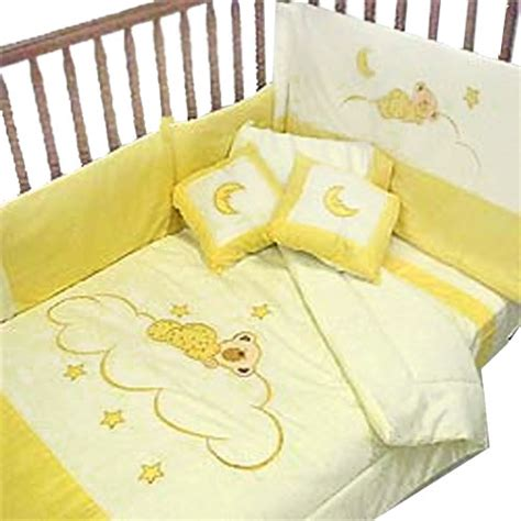 crib comforter measurements sleepy bears comforter set with bumpers animals bedding toddler crib size