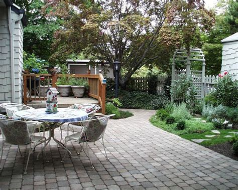 beautiful backyard patios creating outdoor spaces for country living