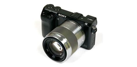Sony E 50mm F 1 8 Oss Lensa Kamera jual lensa sony e 50mm f 1 8 oss silver harga murah