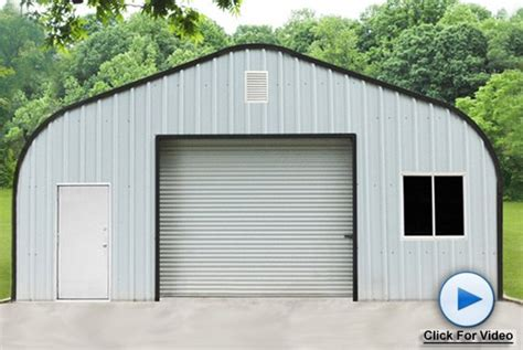 Prefab Metal Garage Kits by Metal Garages Garage Building Kits Steel Prefab Garage
