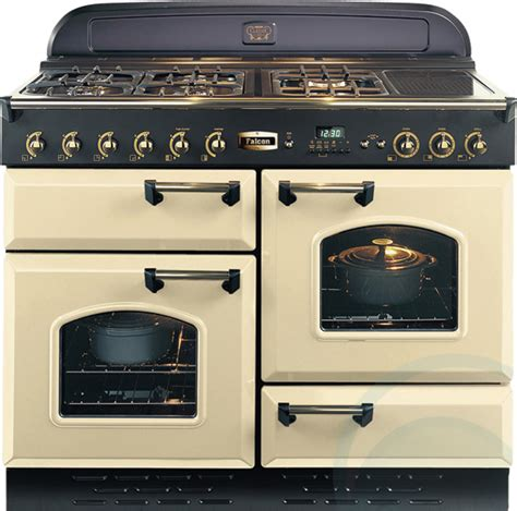 Oven Freestanding freestanding falcon gas oven stove clas110ngfcr br appliances