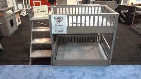 Bunk Beds Las Vegas Superzoo On Foot At The Pet Products Expo Living Las Vegas