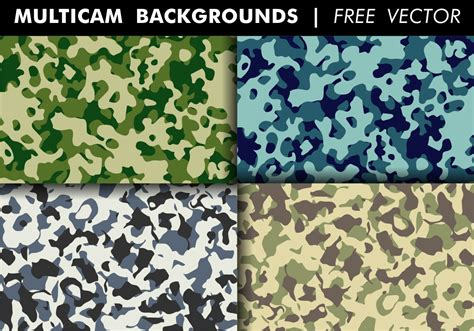 pattern usa army vector multicam backgrounds free vector download free vector