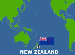 Where Is New Zealand On A World Map by Where Is New Zealand On The World Map Map Travel