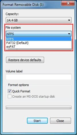 format hard disk using pendrive best fix flash drive says not enough free space but