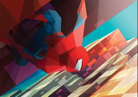 wallpaper batman low poly low poly heroes wallpaper collection 13 wallpapers