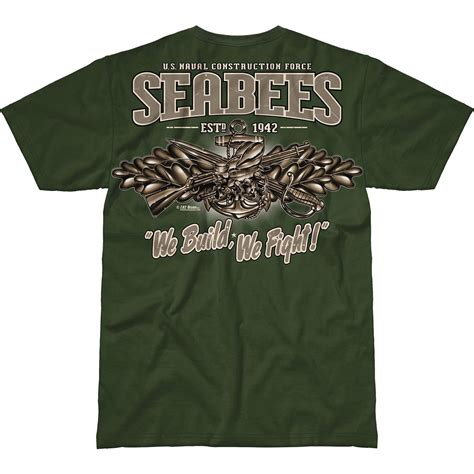 design a military shirt 7 62 design usn seabees vintage battlespace t shirt