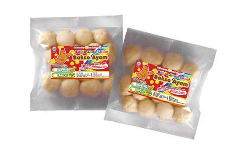 nugget sehat supplier frozen food