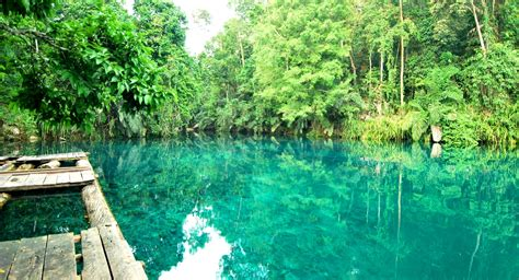 Cermin Jakarta lake labuan cermin indonesia tourism