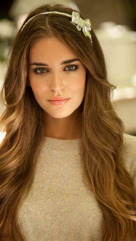 clara alonso hair color 25 best ideas about clara alonso hair on pinterest