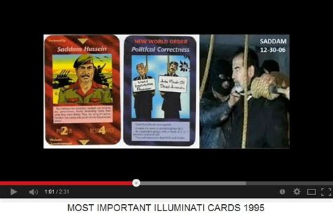 illuminati card 1995 all cards 1995 illuminati card 03 quot most important