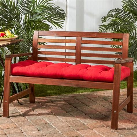 46 bench cushion sunbrella 46 quot outdoor bench cushion cushions direct