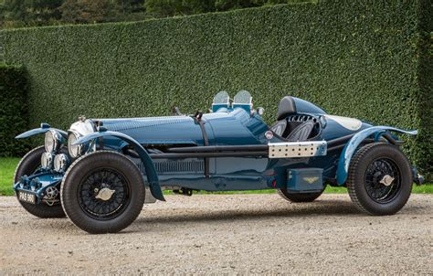 bentley racing green b special 3 8 racer