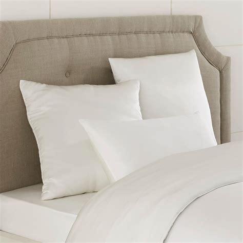 oreillers en taie d oreiller en soie et coton