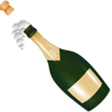 wine bottle emoji chagne bottle emoji pictures to pin on pinterest