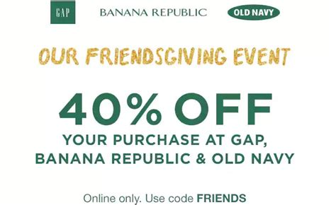 How Much Is On My Old Navy Gift Card - 40 off at old navy gap banana republic combine with 36 off gap gift cards