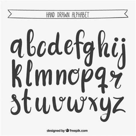 tipos de letras abecedario titulo 2jpg m 225 s de 25 ideas incre 237 bles sobre escritura a mano en