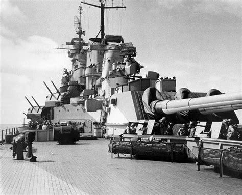 boat salvage quincy ma january 29 1944 the battleship uss missouri bb 63 is