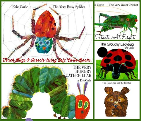 eric carle picture books frog dissection resources startsateight