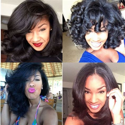 natural sew in bang l hair flat iron 65 best images about natural hair on pinterest hair
