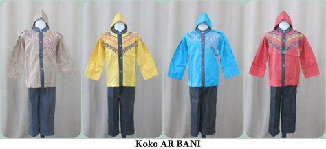 Grosir Baju Koko Anak Murah Setelan sentra grosir baju koko setelan ar bani anak laki laki