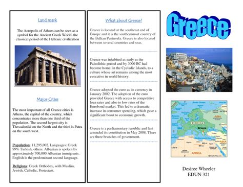 travel brochure templates for students brochure project ideas brickhost 7d169585bc37