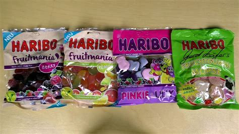 haribo gummy pugs sour gummy pugs more by haribo