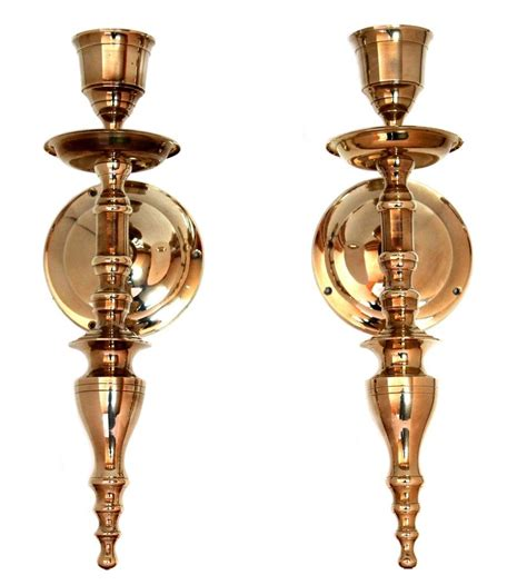 Brass Wall Sconce 2 Light Scrub Glass Shade Polished Brass Wall Sconces Oregonuforeview
