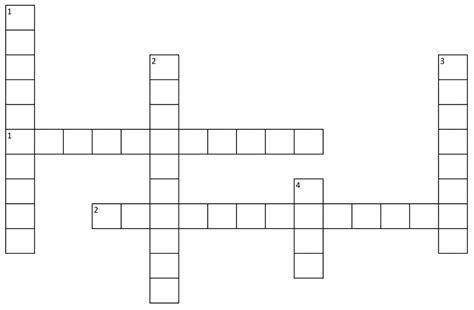 crossword student news  theory