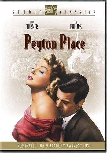 A Place Trailer Imdb Peyton Place 1957 Imdb