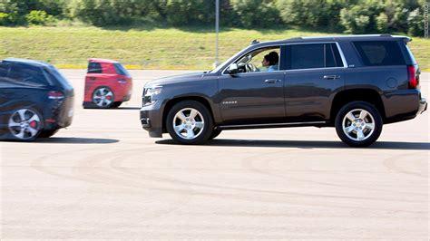 Bremsweg Auto by 10 Car Companies Make Automatic Brakes Standard