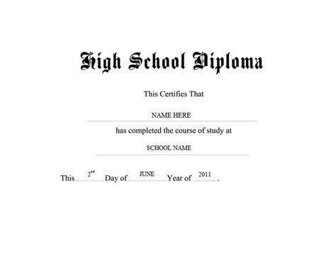 high school diploma certificate fancy design templates high school diploma clipart high school diploma