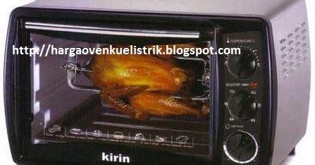 Oven Kirin Kbo 200rab 4 fitur utama dan harga oven listrik kirin kbo 190ra terbaru