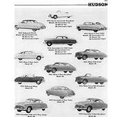 Identifying 1946 1953 Hudson Automobiles  Route 66 Hot
