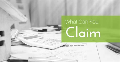 what can you claim to reduce your tax kda tax