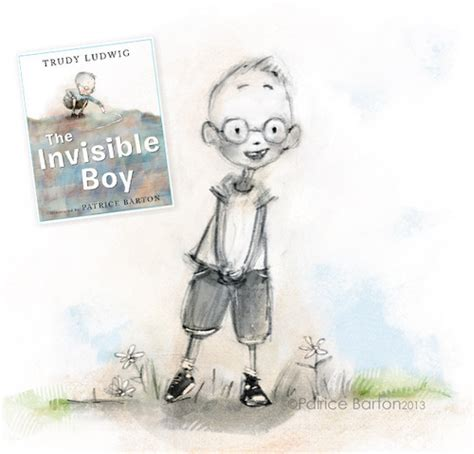 the book of boys just for books the invisible boy by trudy ludwig reviews discussion