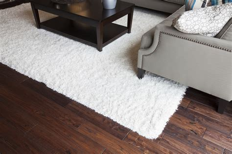 Rug On Floor Feeling Warm And Comfortable With Best Rug Pads For