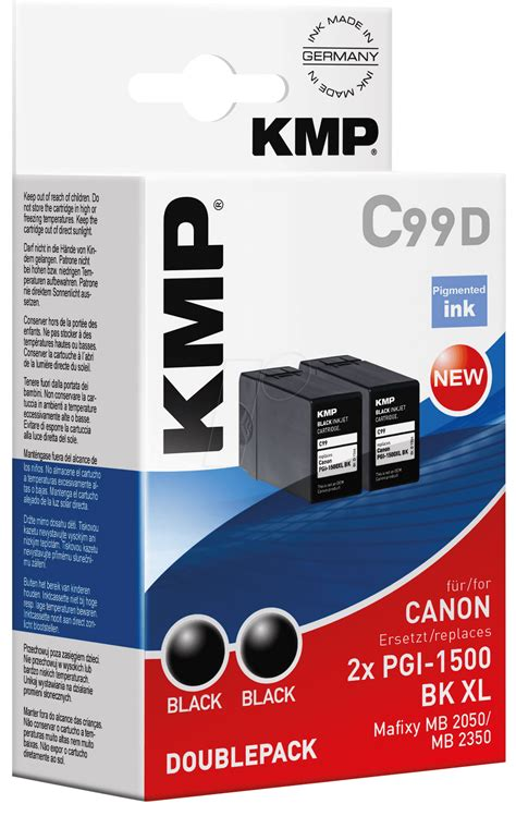Diskon Blueprint Canon Tinta Refill Colour kmp 1564 0021 ink 194 canon 194 black 194 2x pgi 1500xl bk at reichelt elektronik