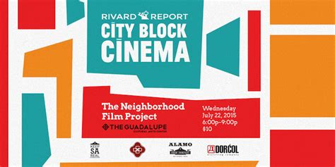 Blockers Cinema City Block Cinema Filmmaker Profile Santos Hernandez