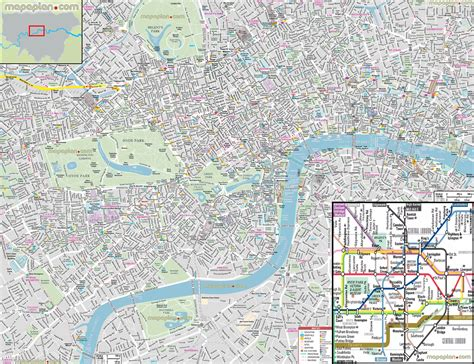 printable online road maps london street map printable gallery