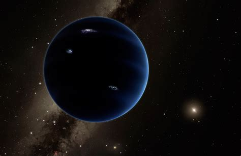 Planet Nine by Scientists See Signs Of Planet Nine S Influence