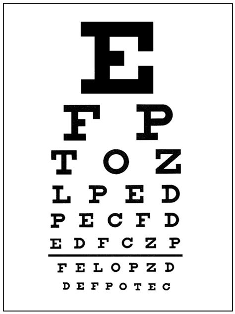 vision test sarabia optical see clearly eye test for far vision