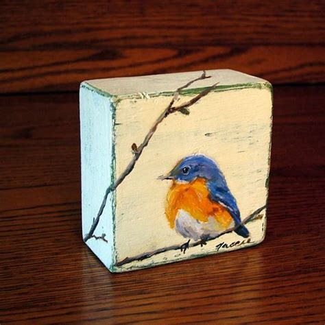 how to paint wooden the 25 best painting on wood ideas on