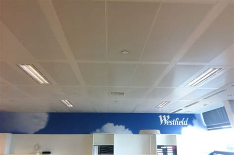 Suspended Ceiling Cleaning by Calabash Help Westfield Reduce Waste Sent To Landfill And