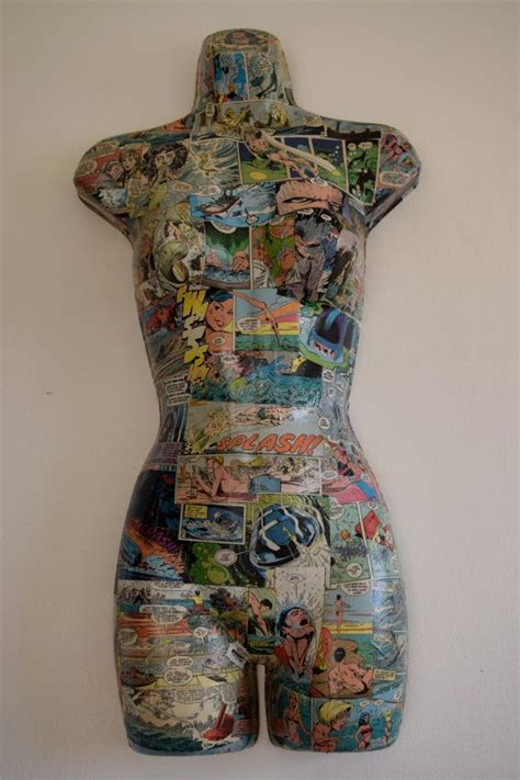 Decoupage Mannequin - 17 best images about mannequin decoupage on